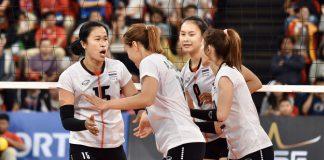 ทีมวอลเลย์บอลสาวไทย
