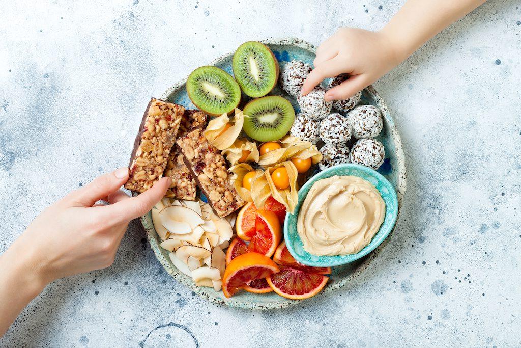 Healthy Snacks ของกินเล่นเพื่อสุขภาพ