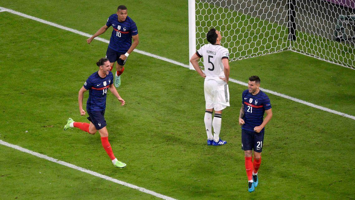 ฮุมเมลส์พลาด! ฝรั่งเศสคว่ำเยอรมันคาถิ่น 1-0